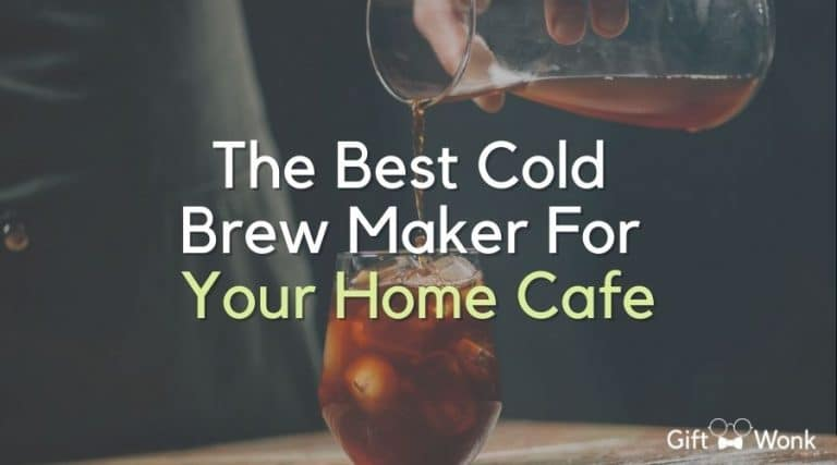 The Best Cold Brew Maker for your Home Cafe